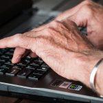 senior i komputer